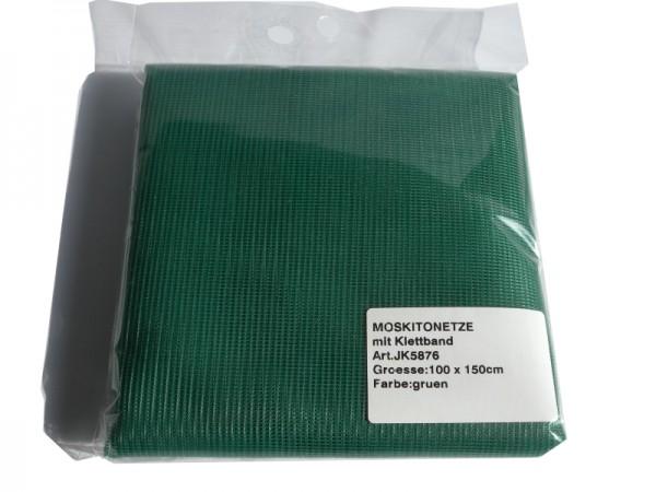 Fensterschutz Kit, 1x1,5 + Klett, grün