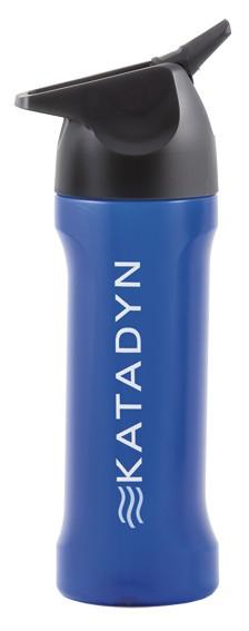 "Katadyn ""MyBottle"" mit Filter blau, 0,8 L"
