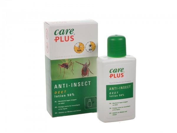 Care Plus DEET 50 % Lotion 50 ml