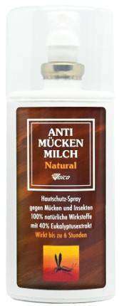Jaico Anti-Mücken-Milch Natural Spray