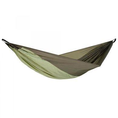 Hängematte Silk Traveller grün