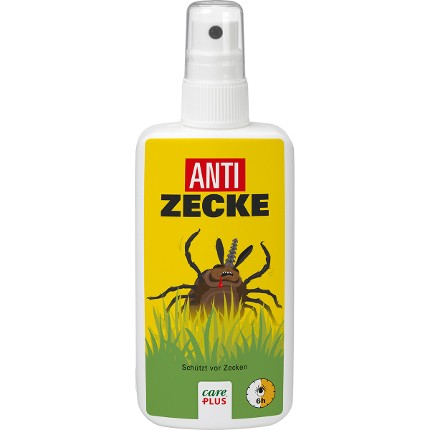 Care Plus Anti-Zecken 100 ml