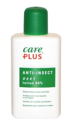 Care Plus DEET 50 % Lotion, 50 ml